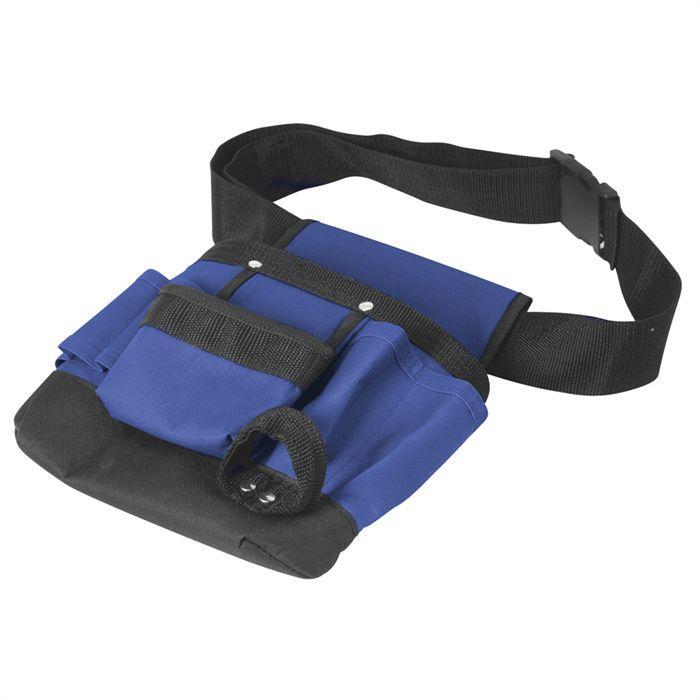 cogex ceinture 6 poches porte outils vide 236405. Black Bedroom Furniture Sets. Home Design Ideas