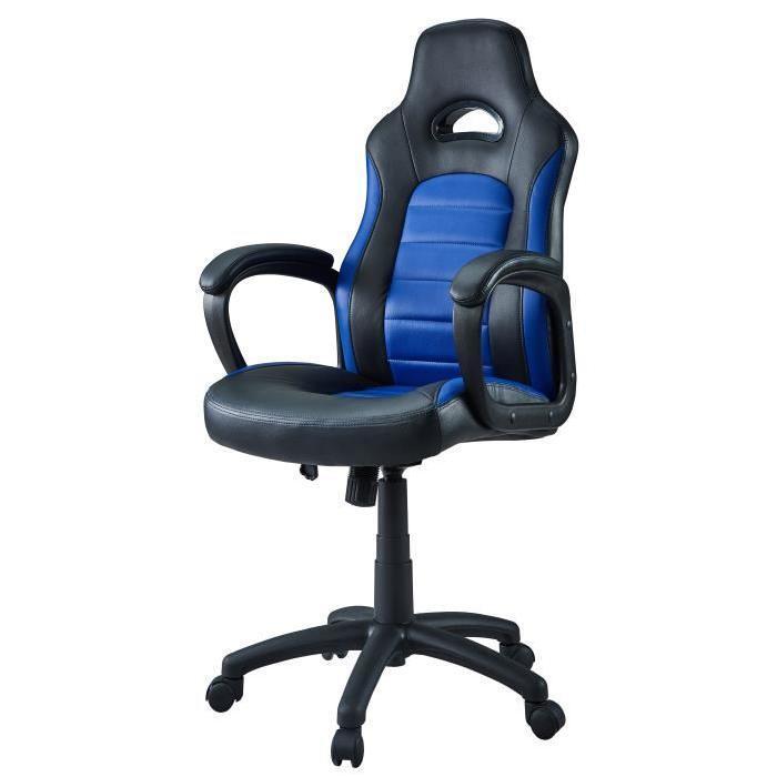 Chaise fauteuil de bureau - Chaise de bureau baquet ...