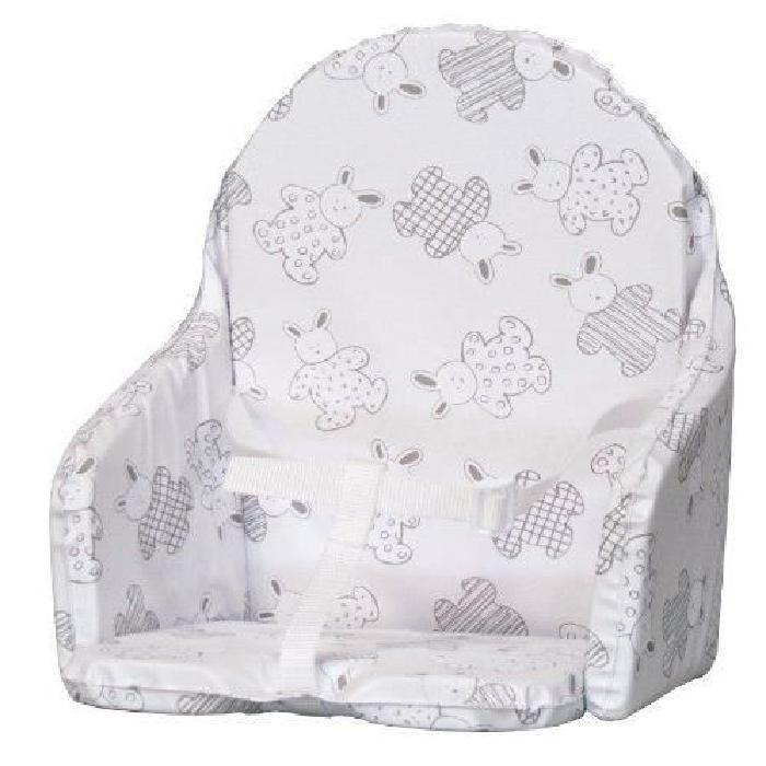 chaise haute coussin chaise haute plateau chaise mid. Black Bedroom Furniture Sets. Home Design Ideas