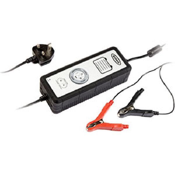Chargeur de batterie automatique RING 5A en 7 etapes