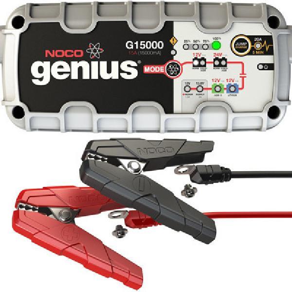 Chargeur de batterie Noco -Genius G15000EU- 15A