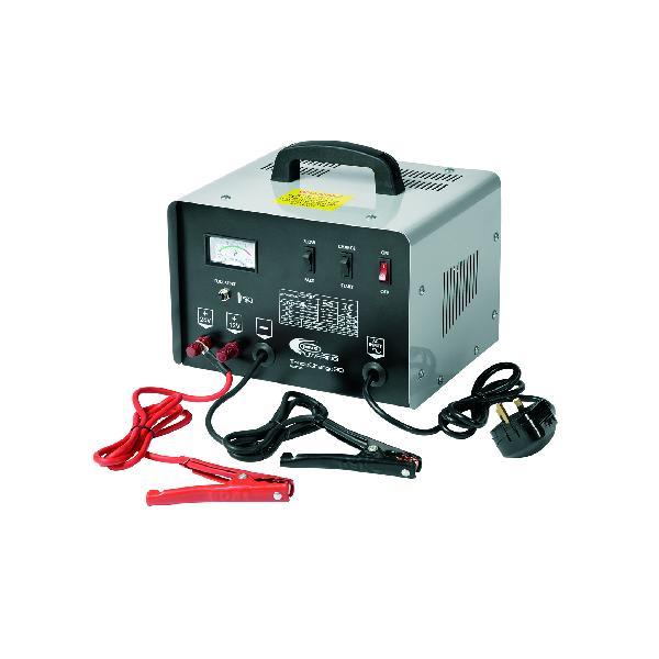 Chargeur/ demarreur de batterie professionnel RING 30 Amp 12V/24V..