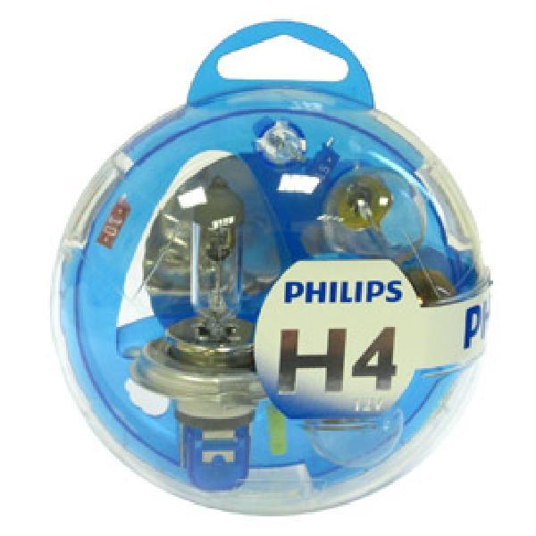 Coffret Essential Box - Ampoules H4