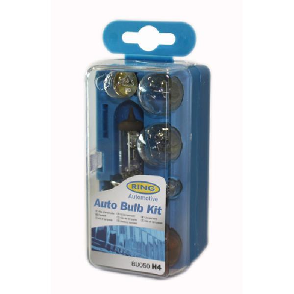 Coffret simple ampoules H4
