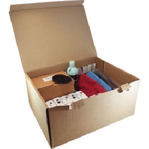 adnautomid kit complet pour polissage des phares. Black Bedroom Furniture Sets. Home Design Ideas