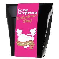 Coffrets Sextoys Love To Love - Coffret Sexy surprises Saint Valentin