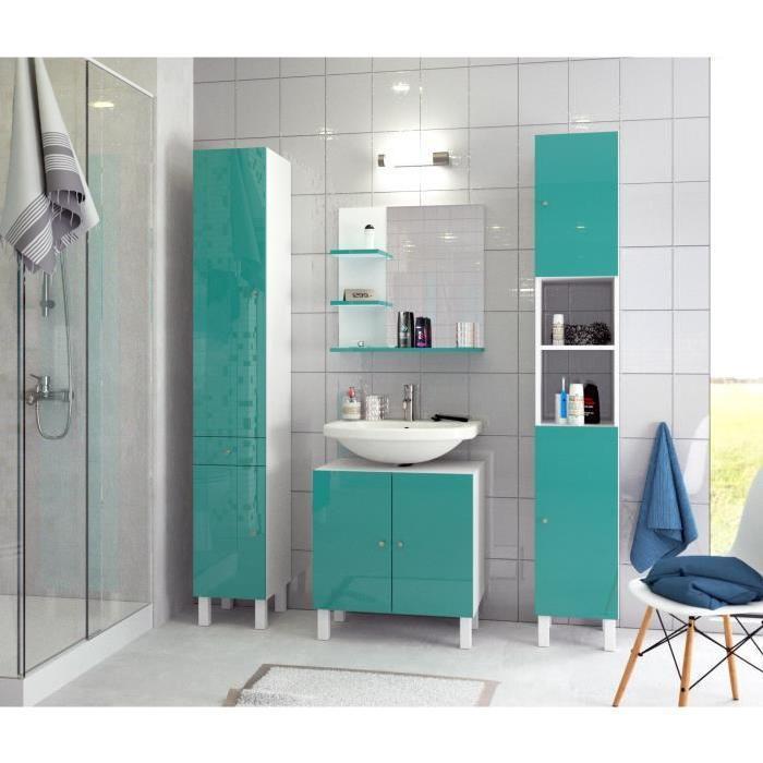 colonne de salle de bain armoire de salle de bain mid. Black Bedroom Furniture Sets. Home Design Ideas