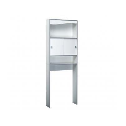 aucune meuble wc machine a laver blanc 238074. Black Bedroom Furniture Sets. Home Design Ideas