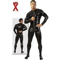 Combinaison LateX - Combinaison homme en latex - Taille L