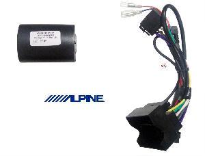 Commande au volant Alpine Alpine - APF-D101PS - Interface commande au volant avec affichage Citroen/Peugeot
