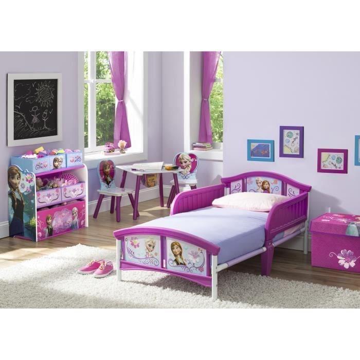 la reine des neiges meuble de rangement enfant jouets 6 bacs 238115. Black Bedroom Furniture Sets. Home Design Ideas