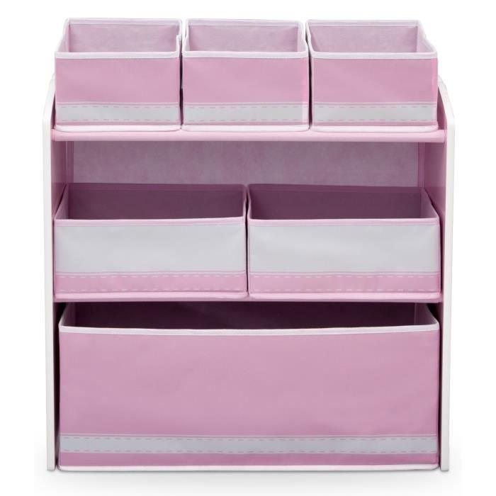meuble de rangement jouet rangements sous pente en carton. Black Bedroom Furniture Sets. Home Design Ideas