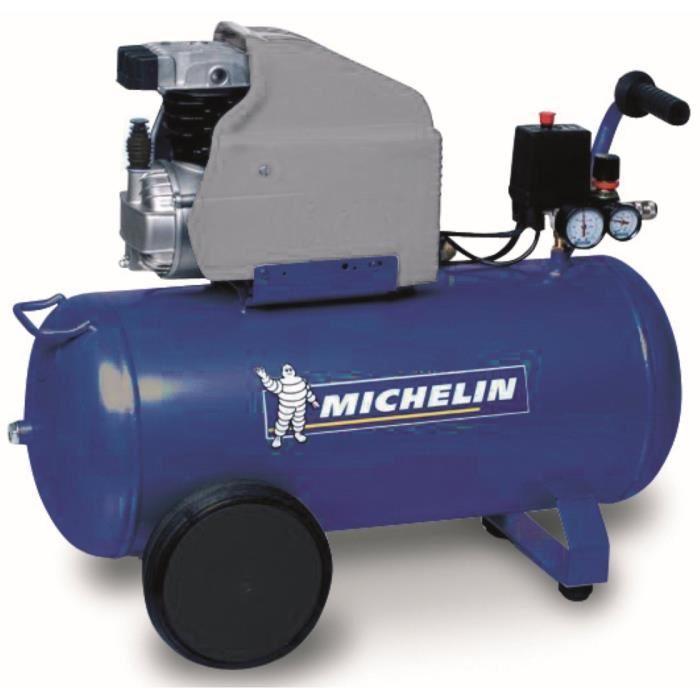 Michelin michelin mb50 compresseur avec cuve 50 litres 2 for Compresseur garage automobile