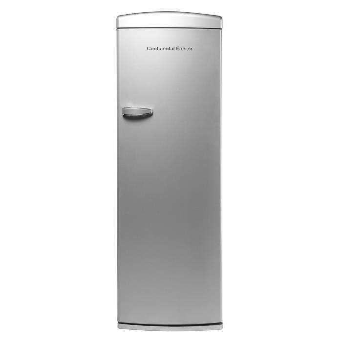 continental edison ce1df311sv refrigerateur 1 porte vintage 266668. Black Bedroom Furniture Sets. Home Design Ideas
