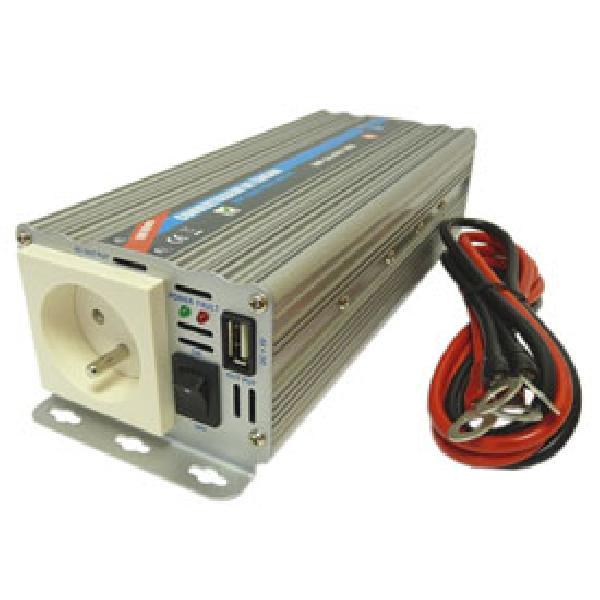Convertisseur WP 24/220V 600W avec USB