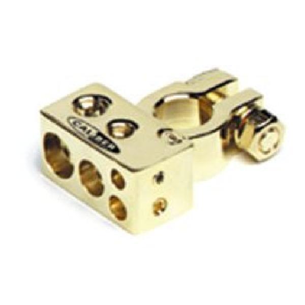 Cosse de Batterie - 2x10mm2 1x25mm2 1x35mm2 - Borne MOINS