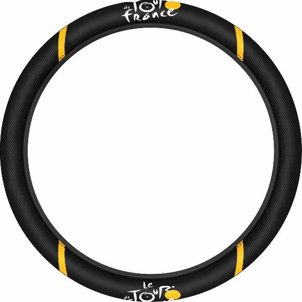 Couvre volant noir - Le Tour De France