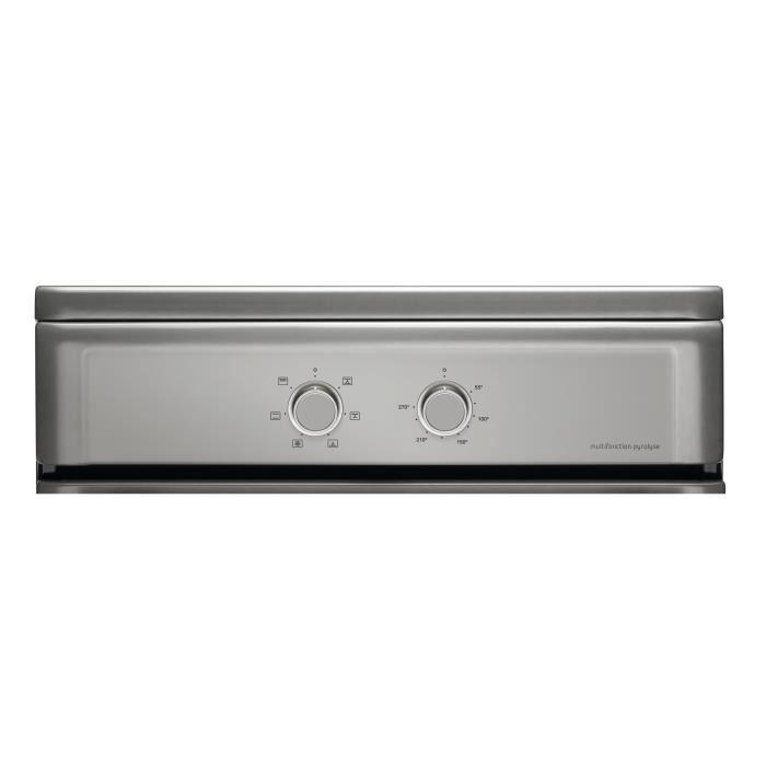 BRANDT BCI6650T - Cuisiniere 60cm Four multifonction pyrolyse ...