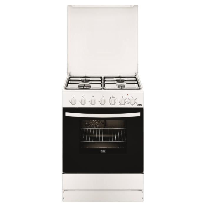 Faure faure fck6520cwa cuisiniere 263968 - Piano de cuisine electrique ...
