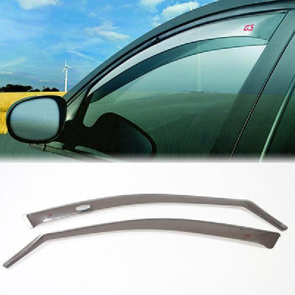Deflecteurs de vent Nissan Qashqai -J10-