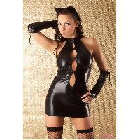 Deguisements LRDP - Deguisement sexy Catwoman - Taille unique