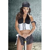 Deguisements sexy femme LRDP - Tenue de Pirates 5 pieces L-XL