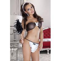 Deguisements sexy femme LRDP - Tenue de servante Maya L-XL