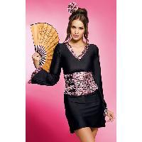 Deguisements sexy femme Obsessive - Tenue de Geisha - Taille L/XL