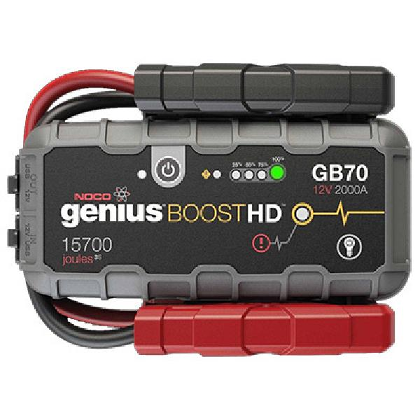 Demarreur de batterie Noco -Genius Boost GB70- 2000A