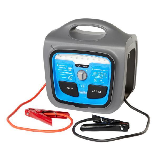 Demarreur Rapide 12v 17Ah -650A demarrage- prise USB 2.1A LED