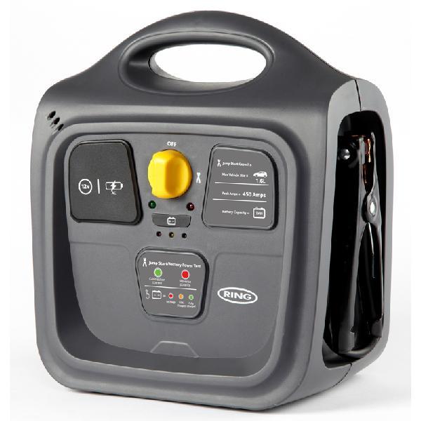 Demarreur Rapide compact 12v -450A demarrage- 7AH prise 12V
