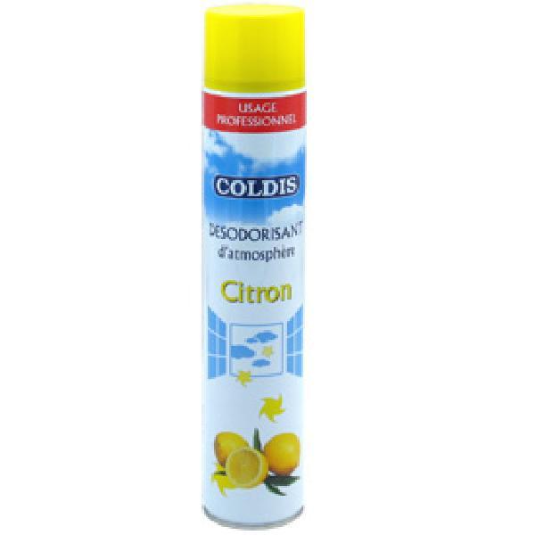 Desodorisant citron 750ml - Coldis