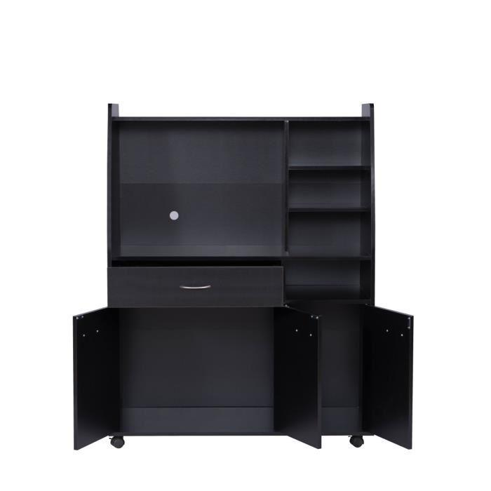 aucune kitchen meuble de cuisine bahut rangement 100 cm 264013. Black Bedroom Furniture Sets. Home Design Ideas