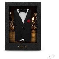 Dessous Lelo - Smoking pour Penis Tux 12.8cm - D7cm