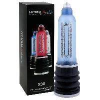 Developpement erection Bathmate - Developpeur Hydromax X30 bleu