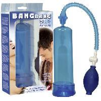 Developpement erection LRDP - Developpeur de Penis Bang Bang Bleu