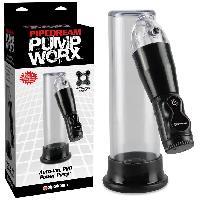 Developpement erection Pipedream - Developpeur Pump Worx Auto-Vac Pro