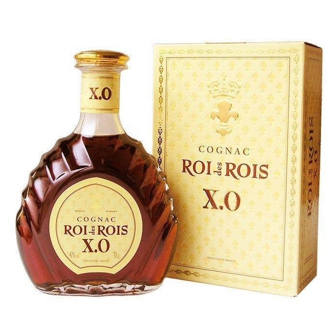 Aucune Cognac Xo Roi Des Rois Carafe 321526