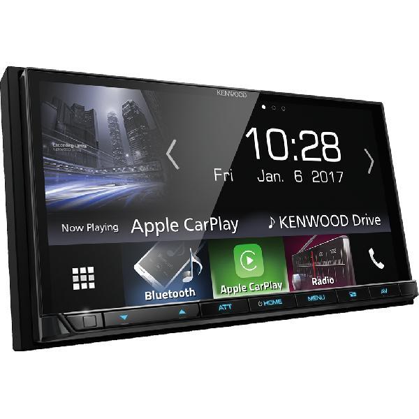 DNX7170DABS - Systeme navigation 7 pouces WVGA Bluetooth radio DAB/Apple carplay