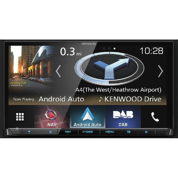 DNX8180DABS - Autoradio systeme navigation 2DIN DAB - DVD/SD/USB 2.0/ Bluetooth/HDMI