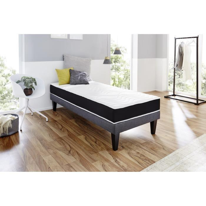 matelas 1 personne 90x190 best sommier lit x lit electrique x lit electrique x lit personne x. Black Bedroom Furniture Sets. Home Design Ideas