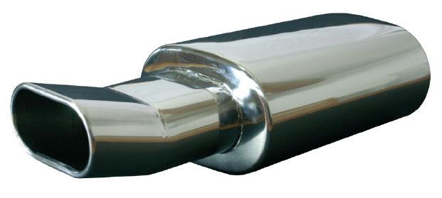 adnauto silencieux echappement universel dtm oblong inox d58mm 73794. Black Bedroom Furniture Sets. Home Design Ideas
