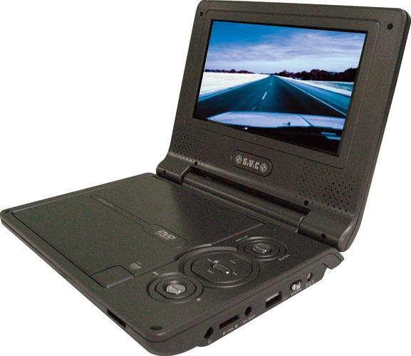 vision liberty compact 12 lecteur dvd divx ecran tft lcd 9p usb sd noir tuner tnt tv 66376. Black Bedroom Furniture Sets. Home Design Ideas