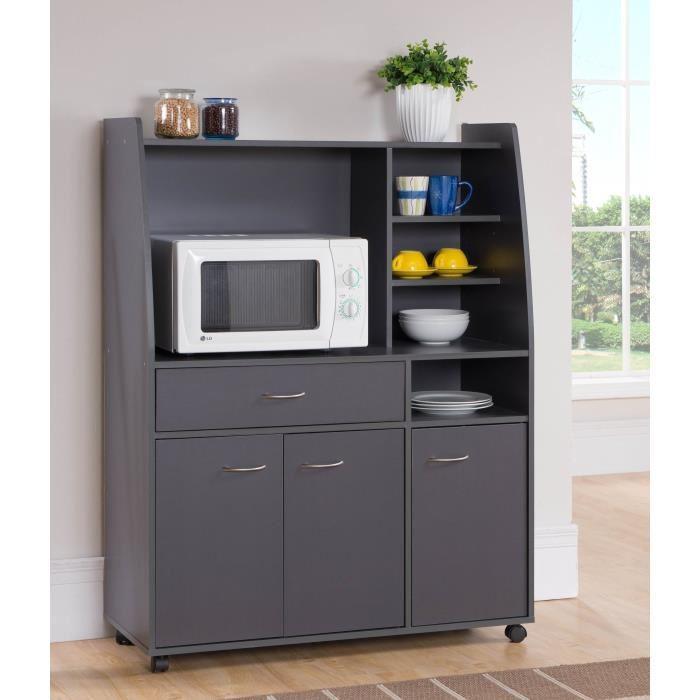 aucune kitchen meuble de cuisine bahut rangement 100 cm 273538. Black Bedroom Furniture Sets. Home Design Ideas