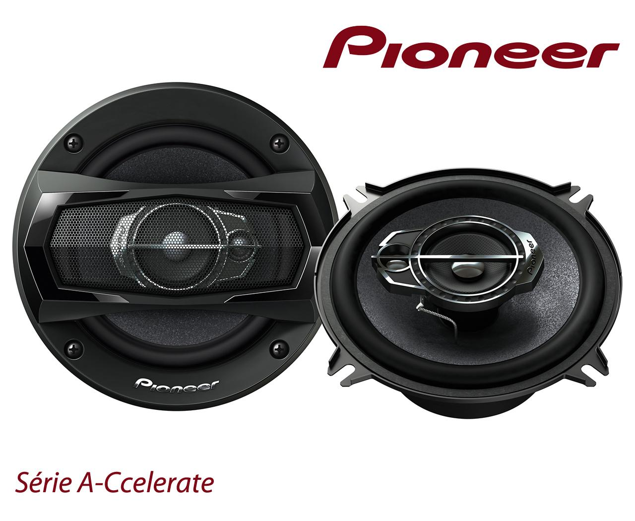 enceinte haut parleur de voiture pioneer ts a1323i 3 voies. Black Bedroom Furniture Sets. Home Design Ideas