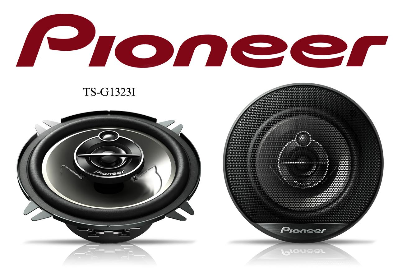 haut parleur pioneer ts g1323i 2 haut parleurs. Black Bedroom Furniture Sets. Home Design Ideas