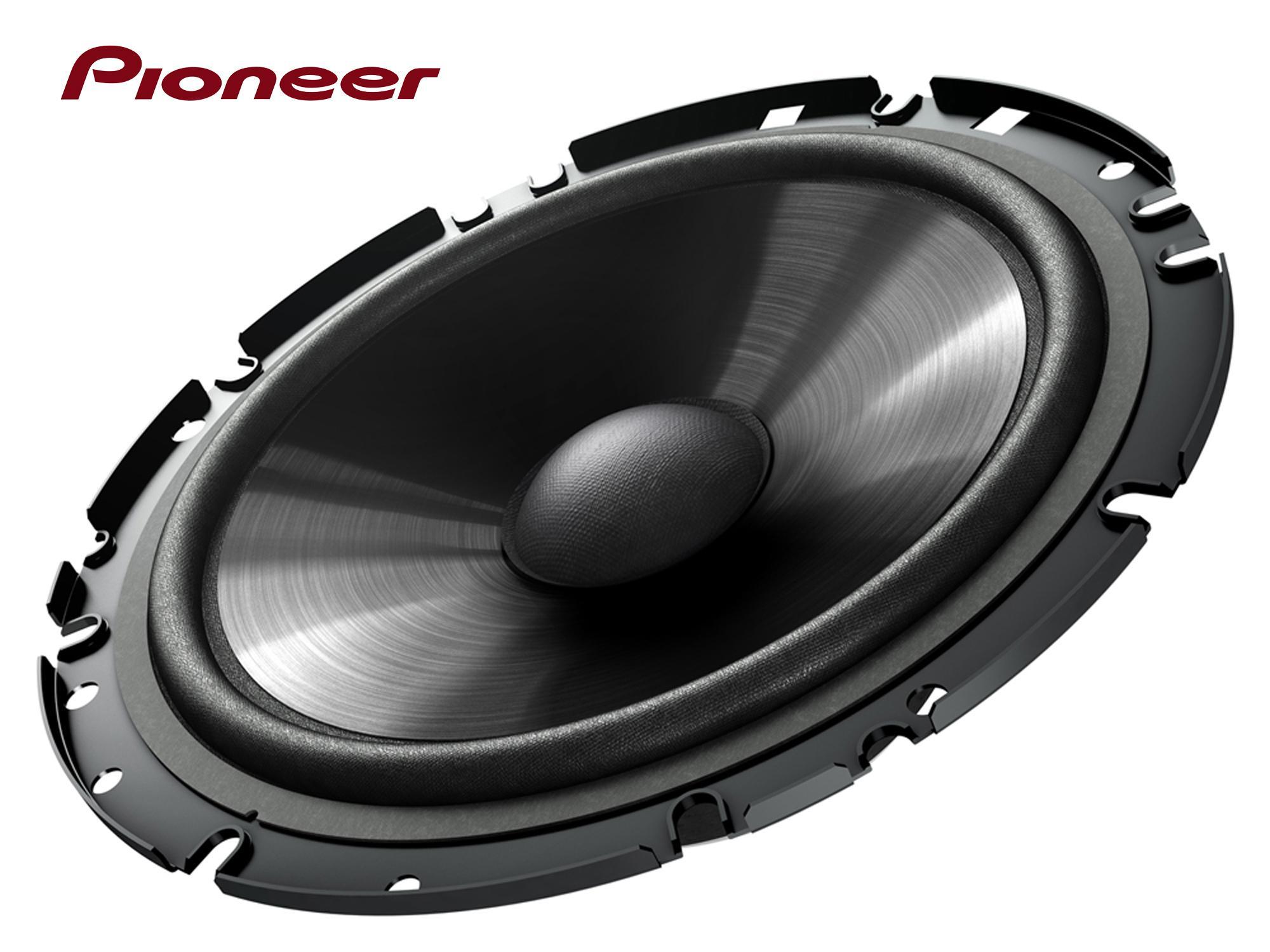 haut parleur pioneer ts g1323i 2 haut parleurs coaxiaux 3 voies. Black Bedroom Furniture Sets. Home Design Ideas