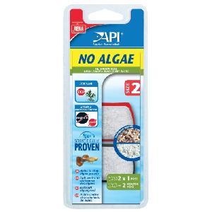 Entretien Et Traitement Api - Dose filtre No algae T2 -x2- - Pour aquarium