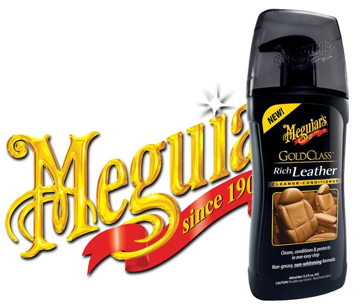meguiars gold class cuir plus entretien nourrit protege 375ml 120311. Black Bedroom Furniture Sets. Home Design Ideas