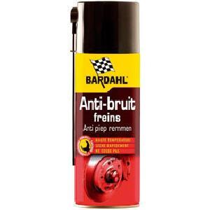 Entretien Moteur Bardahl - Anti-bruits freins 400ml -aerosol-